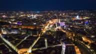istock night illumination vienna central cityscape aerial panorama 4k timelapse austria 1167737295