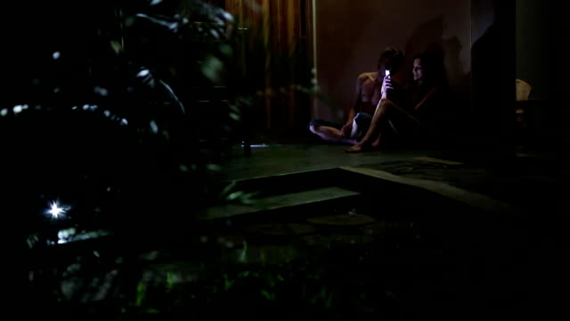 Night in the Jungle video