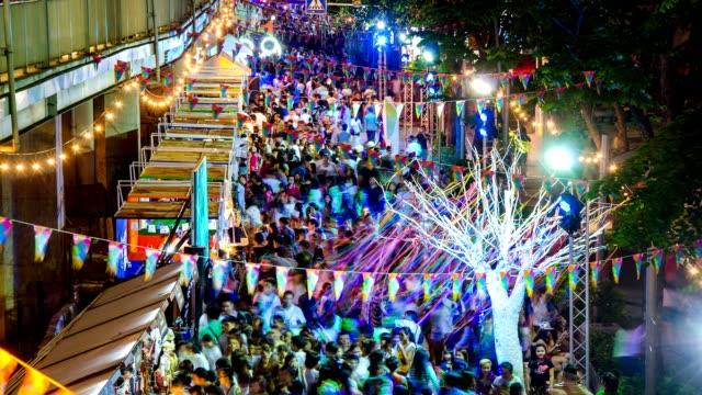 TL : night market video