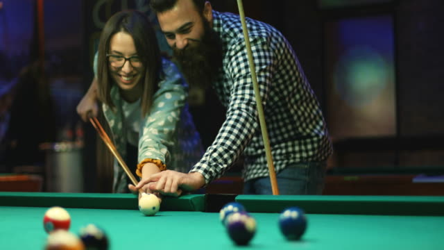 Night out - pool game