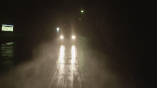 Night Rain video