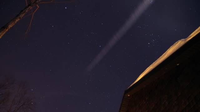 night sky timelapse - nightsky bildbanksvideor och videomaterial från bakom kulisserna