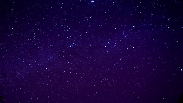 夜の星。 ビデオ