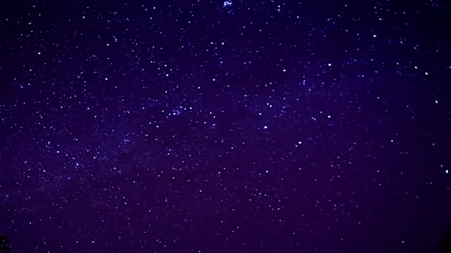 Nacht-Sterne. – Video