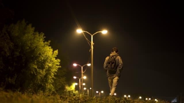 Night walk will make things better