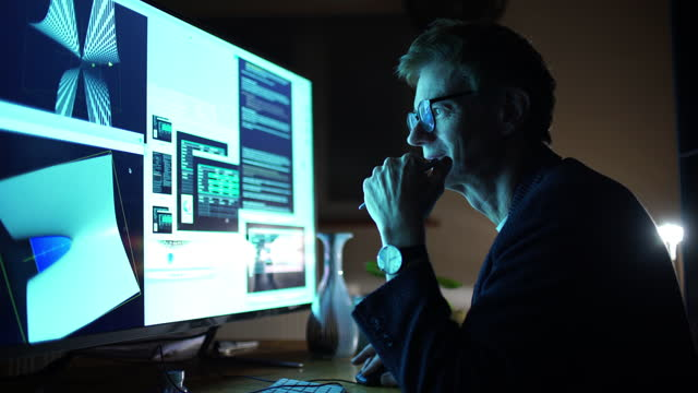 Night work design engineer