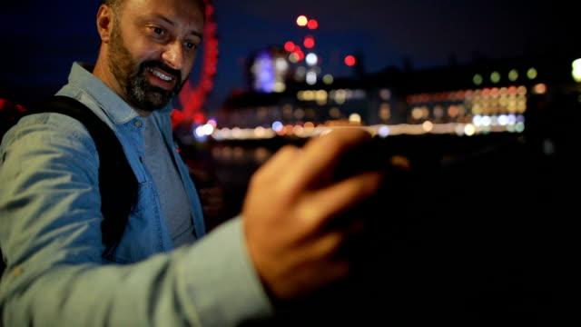 Nightlife Selfie in London video