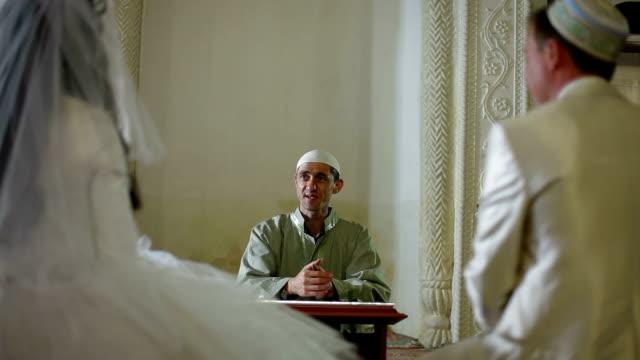 Nikah in Mosque video