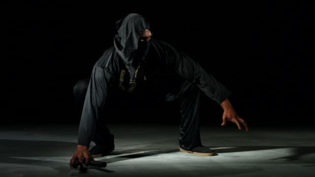 Ninja warrior, slow motion  ninja stock videos & royalty-free footage