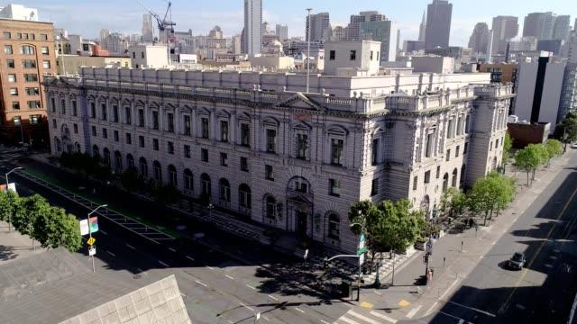 nionde circuit appellationsdomstolen i san francisco - domstol bildbanksvideor och videomaterial från bakom kulisserna