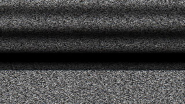 nessun segnale - telecomando background video stock e b–roll