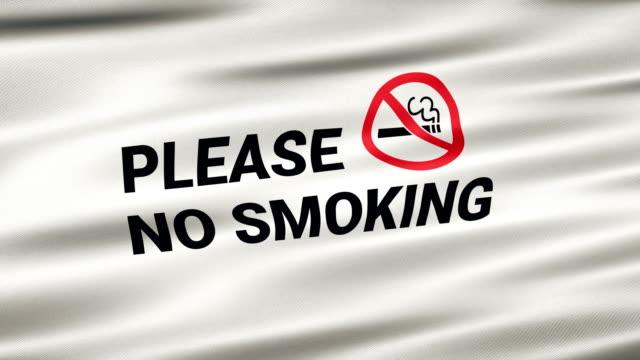 No Smoking Warning Sign Background