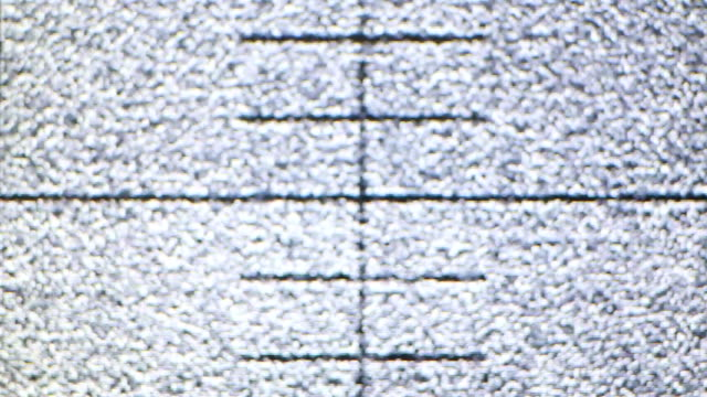 TV Noise Static video