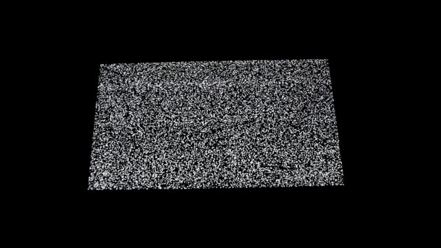TV Noise video