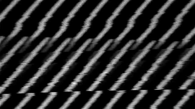 tv noise with sound - offline bildbanksvideor och videomaterial från bakom kulisserna