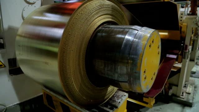 bearbetnings anläggning för icke-järnmetaller - wheel black background bildbanksvideor och videomaterial från bakom kulisserna