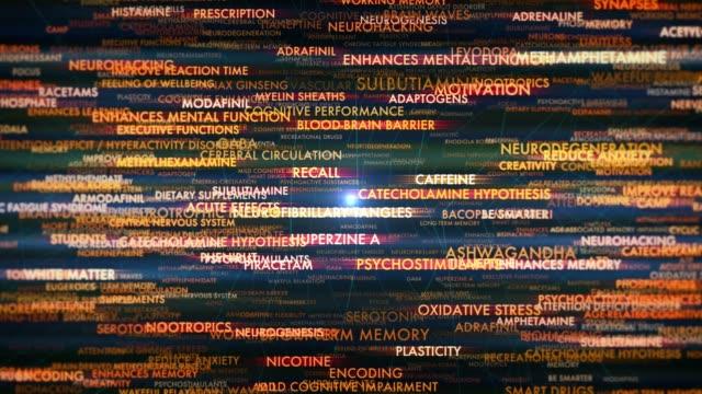 nootropik şartları - doping stok videoları ve detay görüntü çekimi