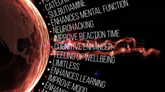nootropics villkor - amfetamin pills bildbanksvideor och videomaterial från bakom kulisserna