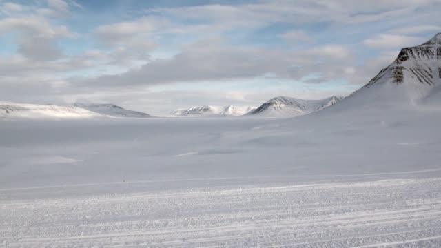 North Pole Svalbard Arctic. video