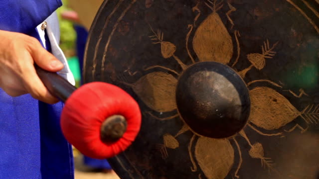 Northen Thai Traditional Gong Sound