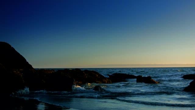 Northern California Beach video