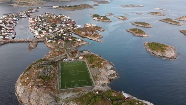 Norway aerial view