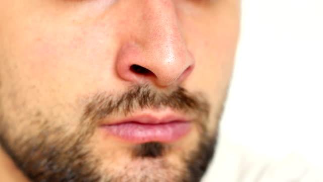 Nose Inhalation video