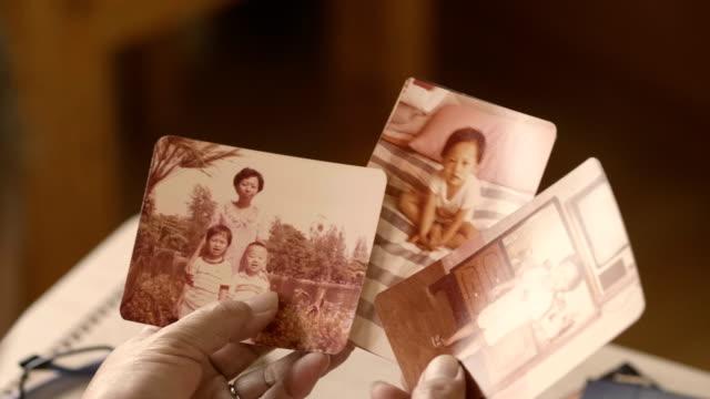 Nostalgia Family album martin luther king jr photos stock videos & royalty-free footage