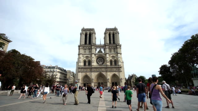 Notre Dame de Paris,  France video