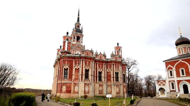 vidéos et rushes de cathédrale novo-nikolsky. mozhajskij kremlin, mozhaysk, russie. - saint nicolas