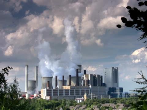 ntsc: industria pesante - attrezzatura energetica video stock e b–roll