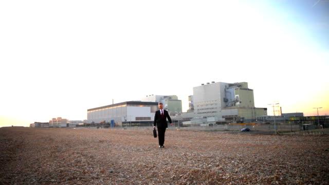 Nuclear businessman video
