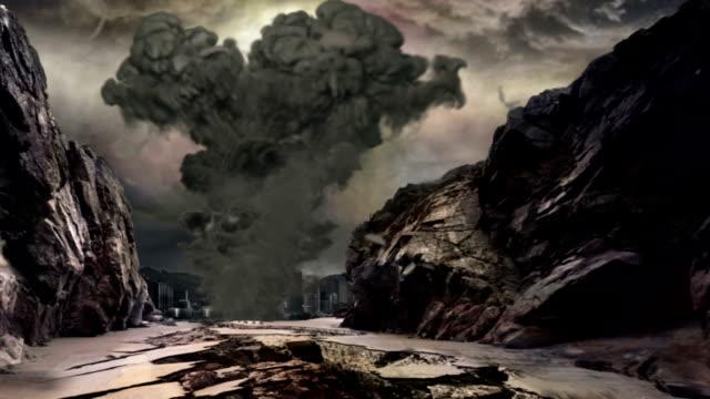nuclear destruction video
