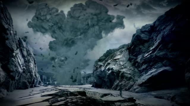 核の破棄 - 全壊点の映像素材/bロール
