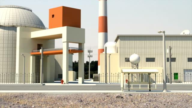nuclear plant attacked - 伊朗 個影片檔及 b 捲影像