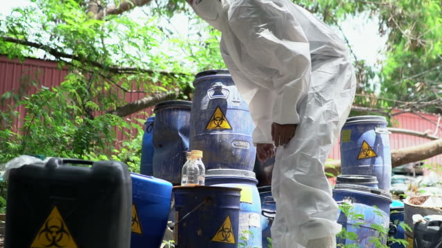 Nuclear Scientist Killed by chemical