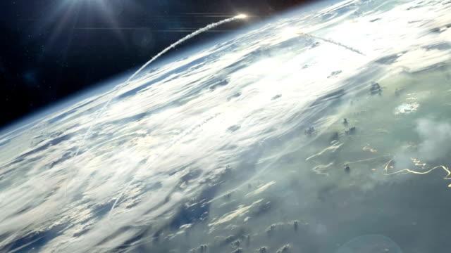 Nuclear War from Orbit video