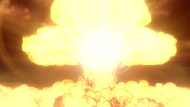 nuke nuclear explosion