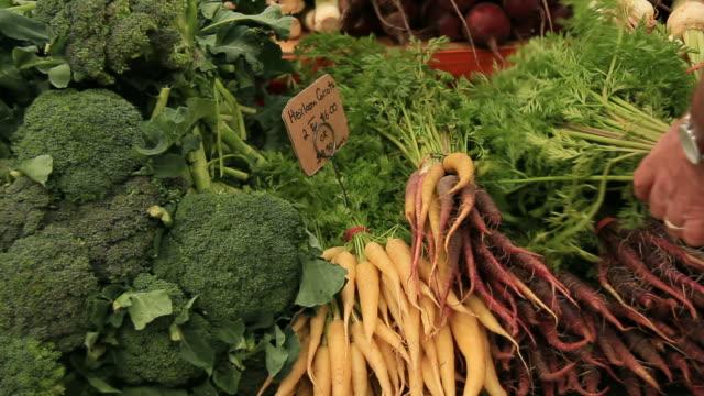 Nutritional Vegetables Organic Food video