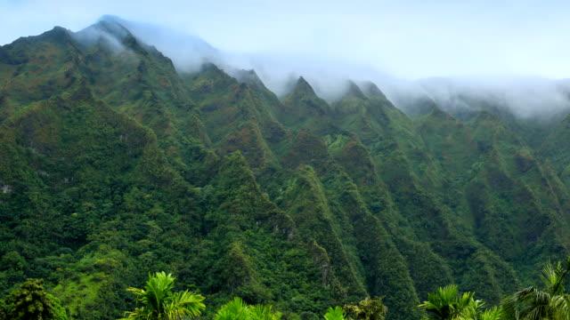 Nuʻuanu Pali Lookout video