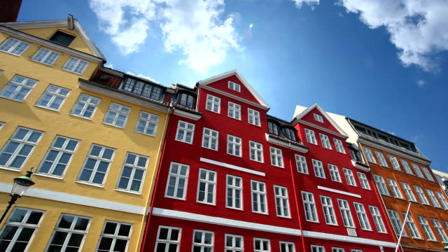 Nyhavn Copenhagen /Time Lapse video