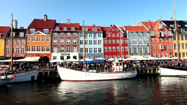 Nyhavn, Copenhagen video