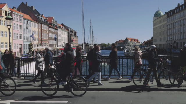 Nyhavn in Copenhagen video