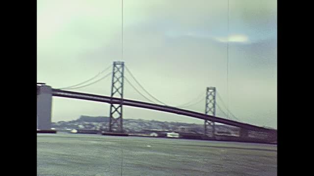 Oakland Bay skyline