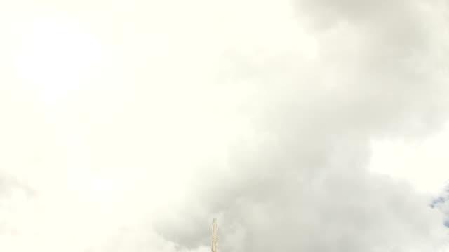 Obelisk in Quinua, Peru video