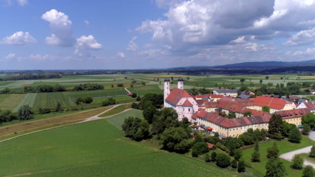 Oberalteich Abbey in the Bavarian Dnube Valley