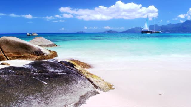 ocean plaża - krajobraz morski filmów i materiałów b-roll