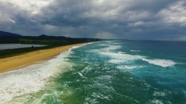 オーシャンビーチ - オーストラリア点の映像素材/bロール