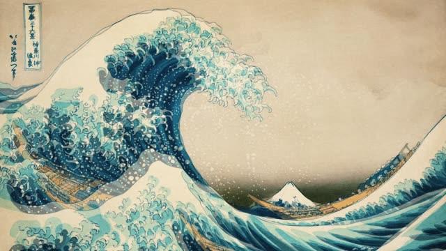 Ocean of Kanagawa