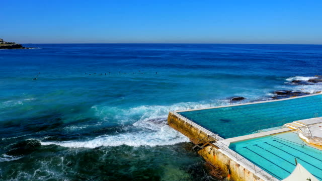 Ocean Pool, Bondi Beach, Sydney video